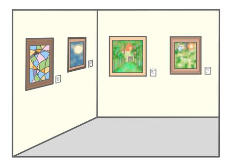 미술관 갤러리