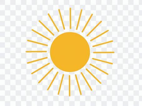 태양 아이콘