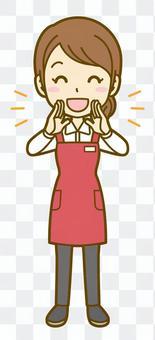 女性(店員):B_呼びかけ02FS