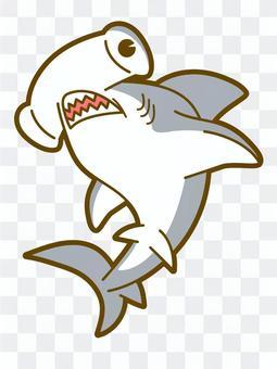 煙熏鯊魚01