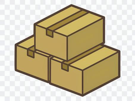 行李箱紙板箱