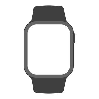 智能手錶的簡單材料