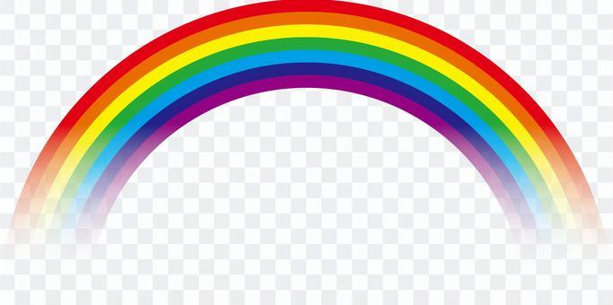 Rainbow color, rainbow, rainbow, 7 colors, data