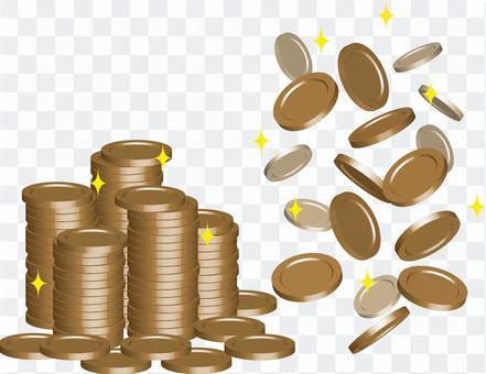 仮想通貨銅色のメダルコインゲームカジノ