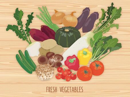 蔬菜_背景2