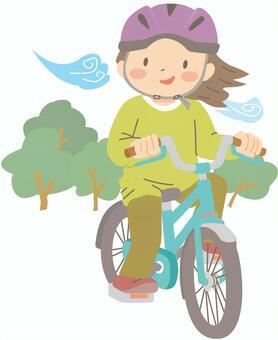 自行车01