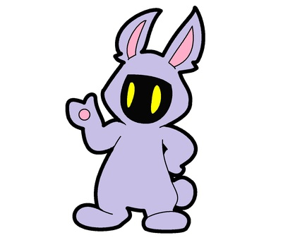 紫兔古裝鬼