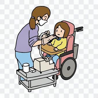 氣管插管,痰抽吸,氣管切開術,兒童