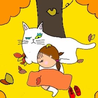 這是秋天的中午