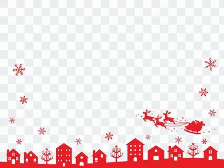 Winter landscape illustration (5)