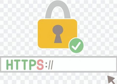Illustration of Internet security measures