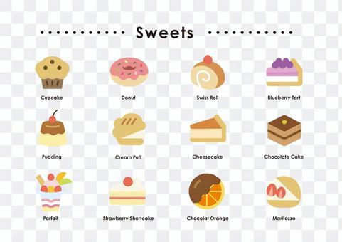 Sweets (no line ver.)