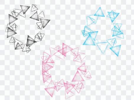 Triangular callout