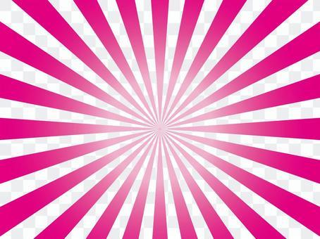 輻射21粉紅色