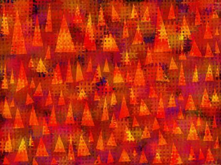 三角形森林(秋葉)