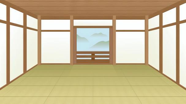 Background ⑤ Japanese-style room