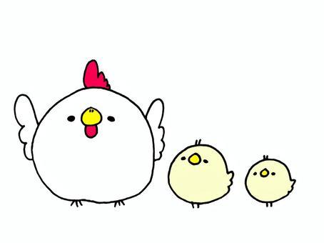 雞和小雞1 2