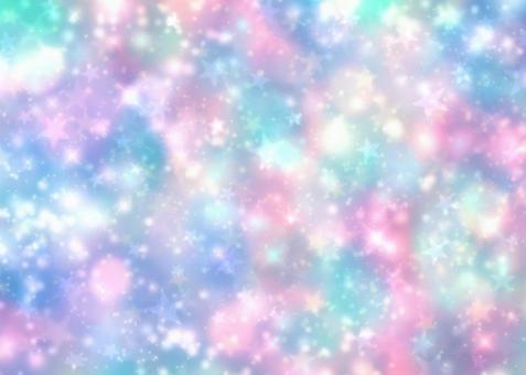 夢到星系壁紙