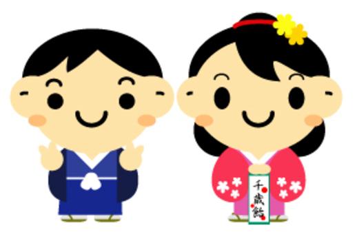 Shichigosan(全身)