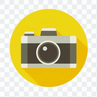 平板圖標 - 相機