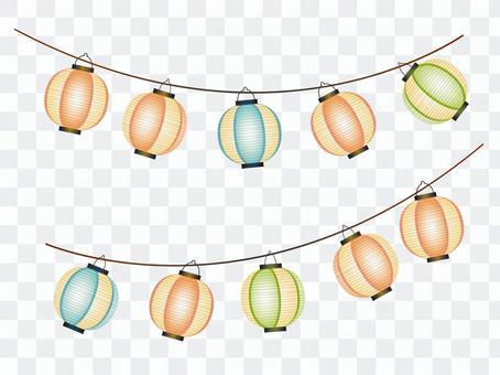 材料衣架燈籠