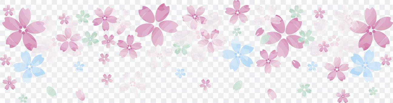 花框架櫻桃多彩2