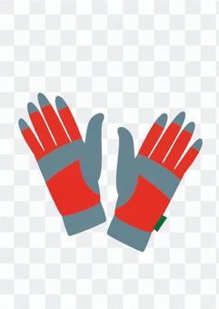 [室外]手套
