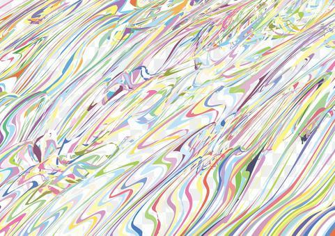 粗糙的粉彩油漆壁紙