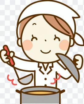 烹飪醫生做飯