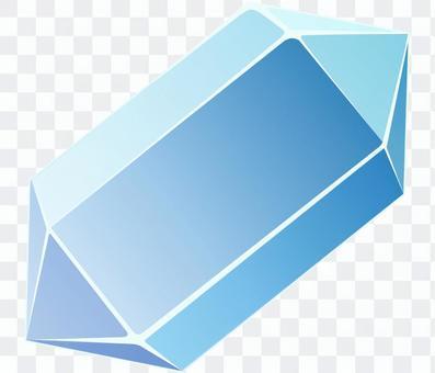 六角柱クリスタル