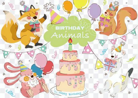 動物生日1