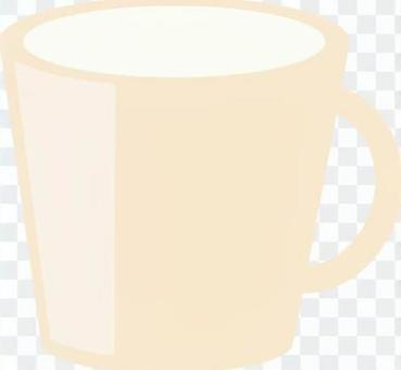 Mug Cup Ivory