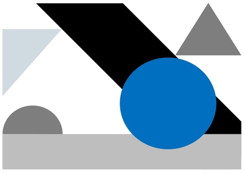 數字集合(藍色)