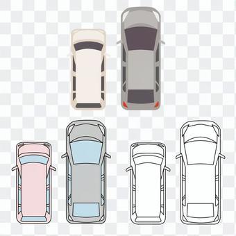 普通車和輕型車
