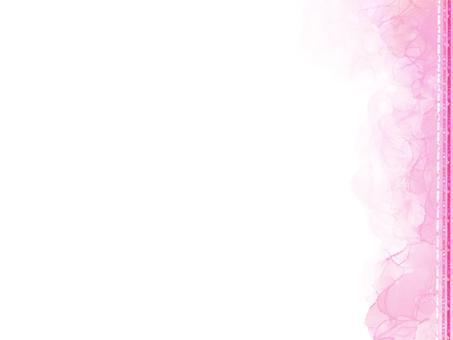 酒精墨水藝術粉紅色