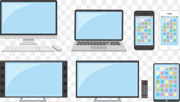 個人電腦·手機·平板電腦等
