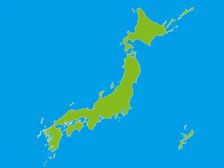 日本地圖2