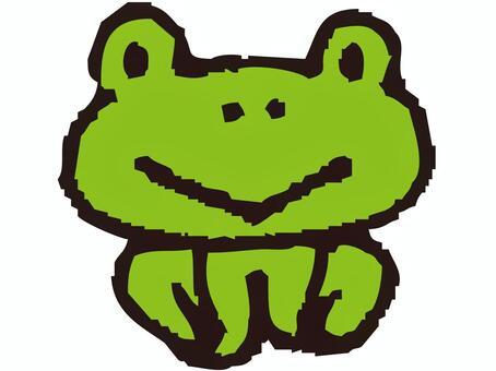 개구리 군