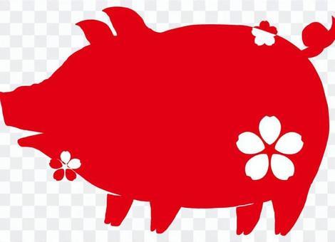 豬肉(櫻桃)3
