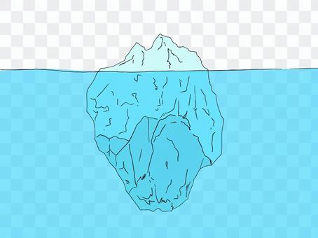 1803冰山
