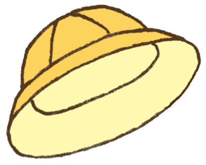 幼儿园的帽子