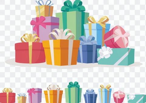 各種禮品盒