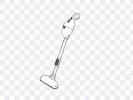 棍子清潔劑白