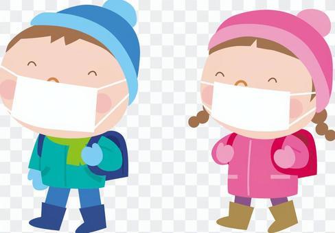 兒童冬季學校