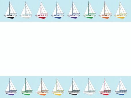 遊艇1號框架