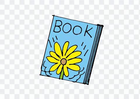BOOK_手寫_藍色