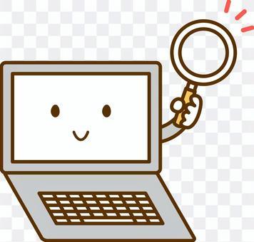搜索計算機