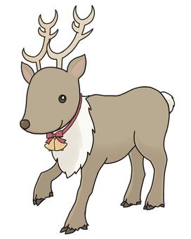馴鹿(聖誕版)