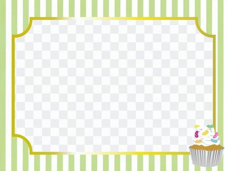 Cupcake _ Deco _ Food Frame 20