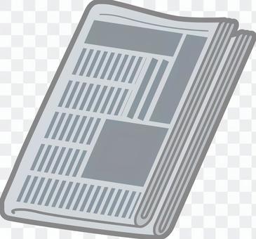 折疊報紙2舔